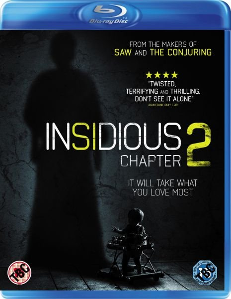Астрал: Глава 2 / Insidious: Chapter 2 (2013) BD-Remux + BDRip 1080p + 720p + HDRip