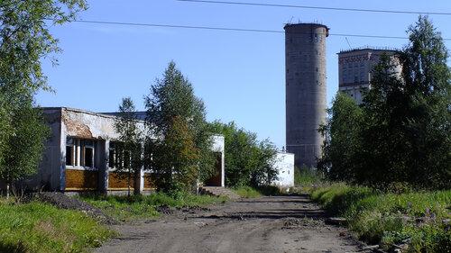 Фото города Инта №5490  Главный въезд на Восточную 106.08.2013_13:07