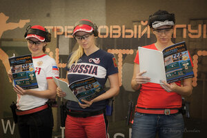 Exclusive Interview of Ben Stoeger for Lady Russia IPSC