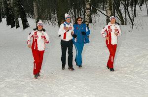 ОФП зимой— кроссовые ипрыжковые тренировки наснегу