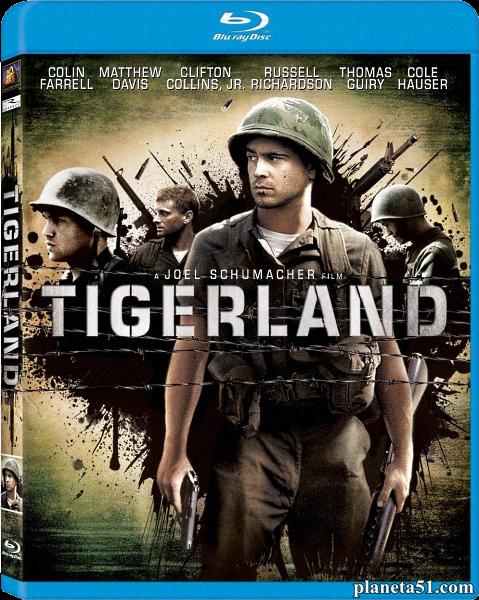 Страна тигров / Tigerland (2000/HDRip)