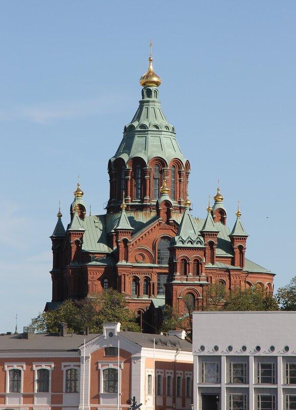 Хельсинки, Южная бухта, Успенский собор