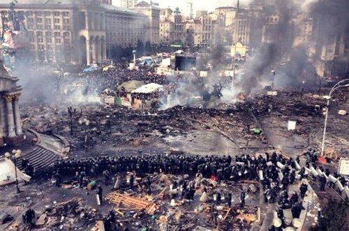 Хроники триффидов: Украины больше нет