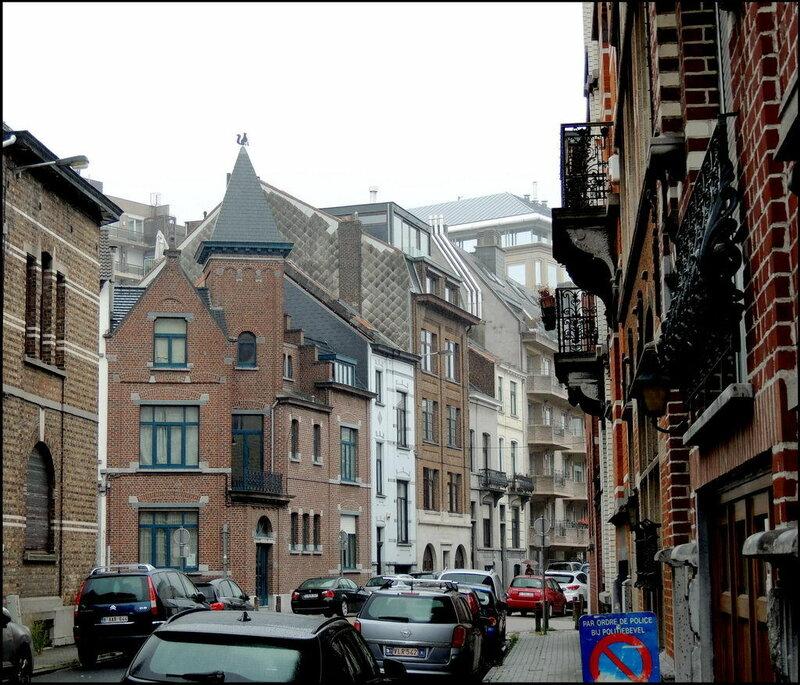 В Брюсселе не бывает солнца