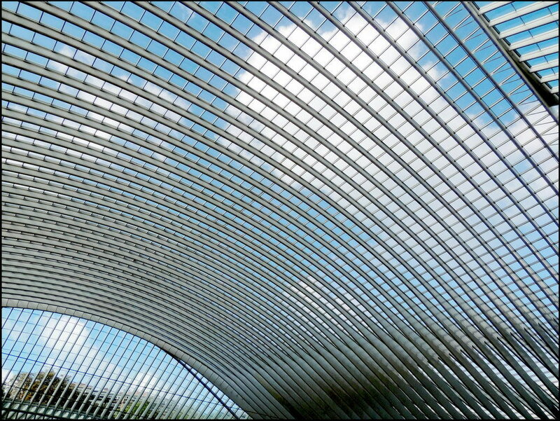 Liege 7007 Gare de Liege-Guillemins