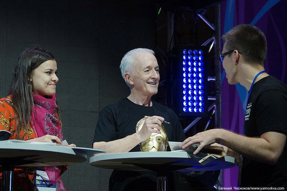 Осень. Comic Con. Энтони Дэниэлс. 03.10.15.18..jpg
