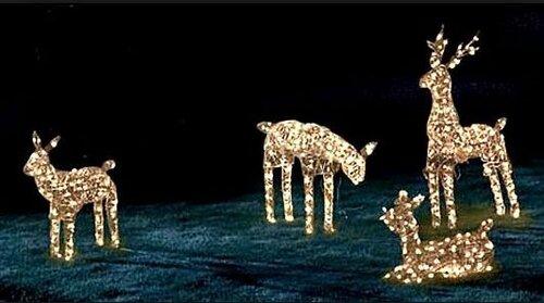 Новогоднее освещение