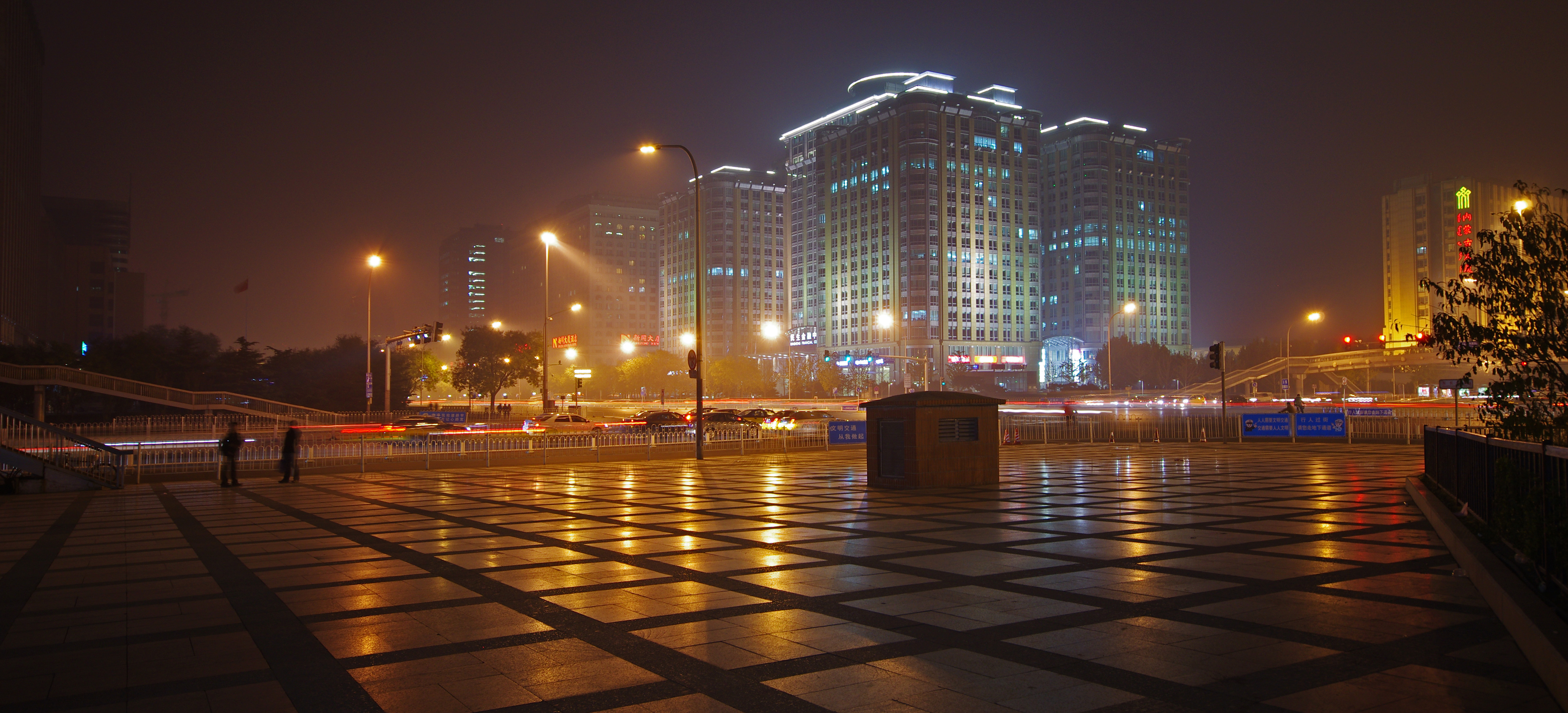 Огни Пекина