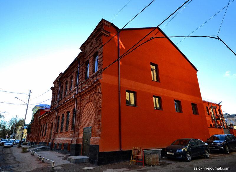 Краснодар. Отдел полиции по центральному внутрегородскому округу