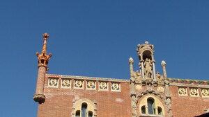 Барселона, Госпиталь Сан-Пау