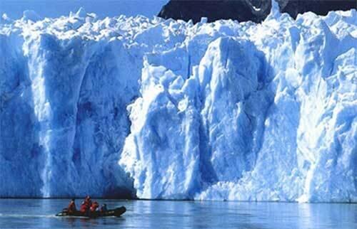 Пару слов про ледники