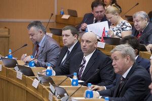 Приморские депутаты приняли краевой бюджет на будущий год