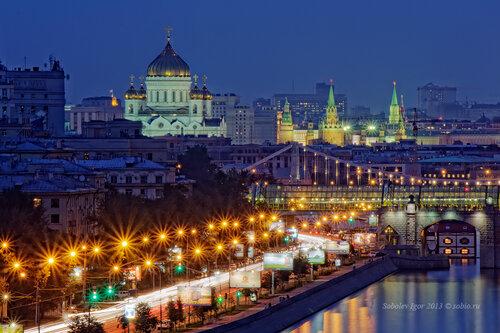 Московский вид