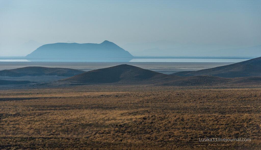 Озеро Урмия, Иран