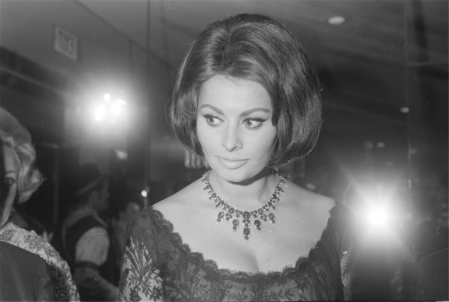 1970. Софи Лорен