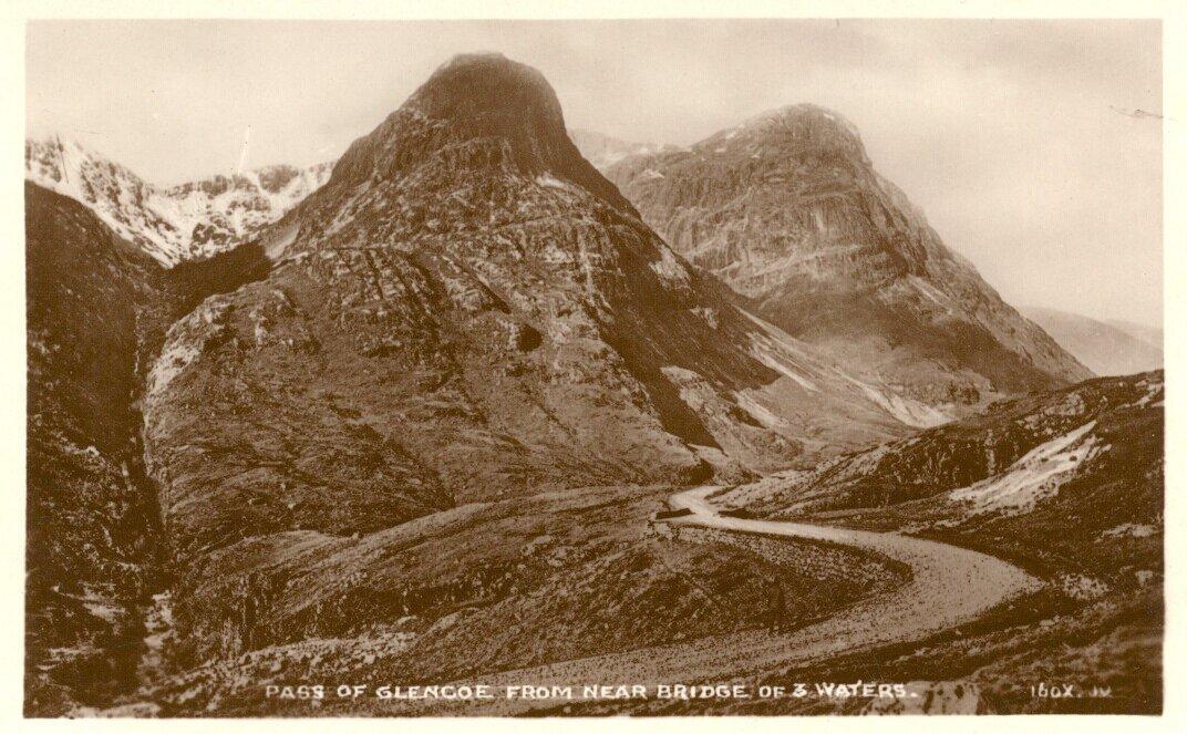 Гленко, Шотландия. 1930