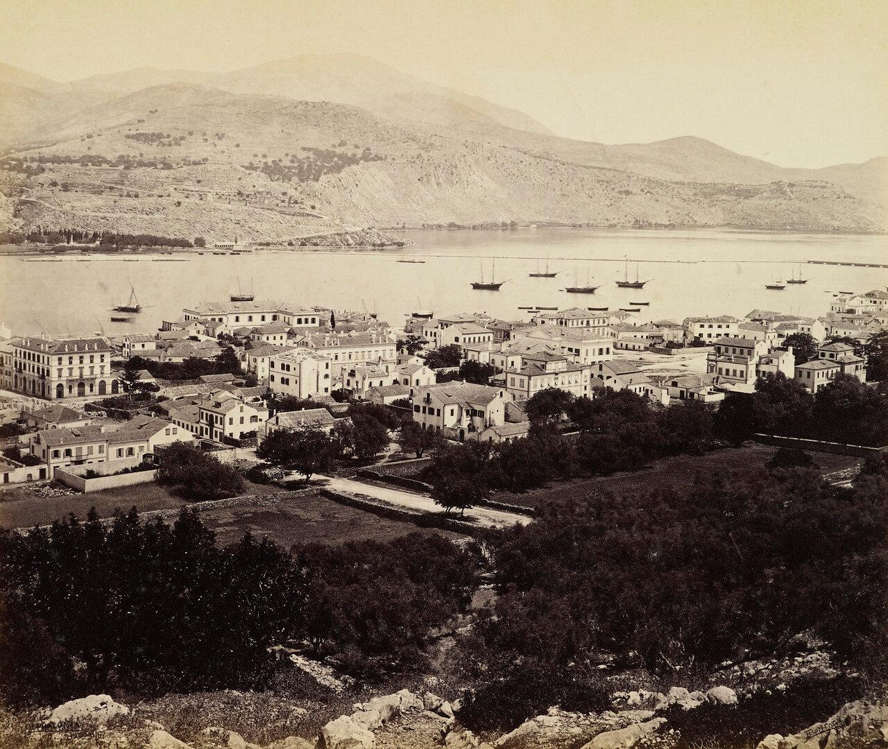 3 июня 1862. Кефалония. Ионические острова, Греция