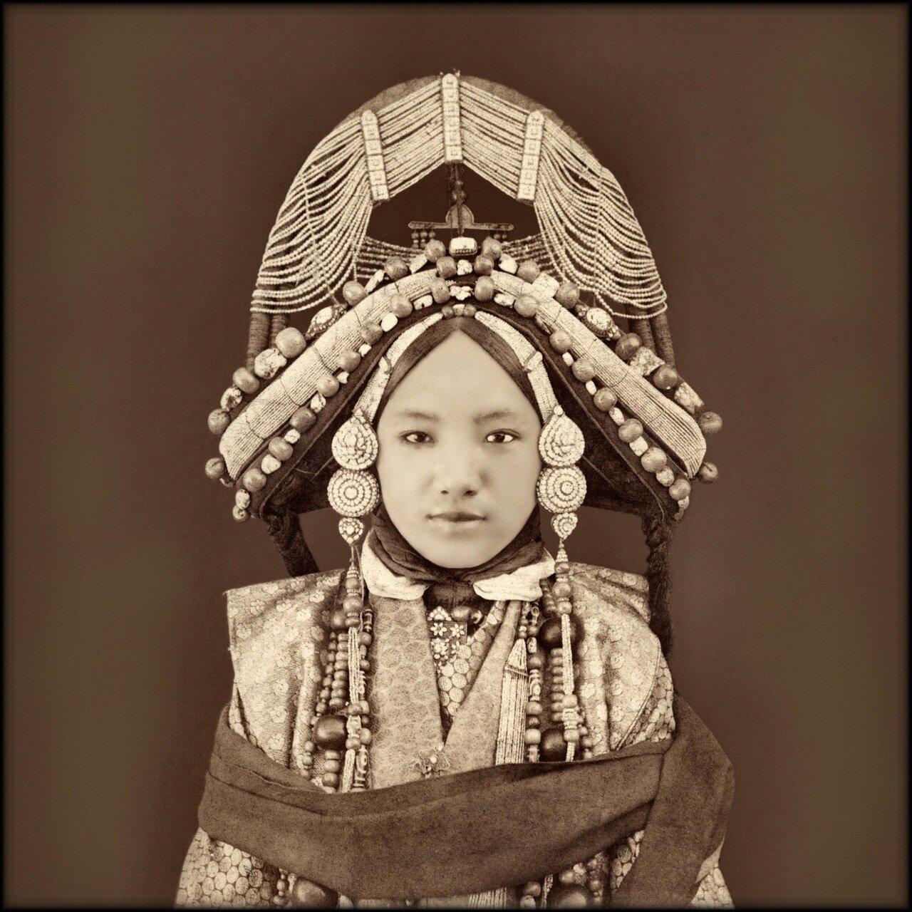 1879.Тибетская принцесса