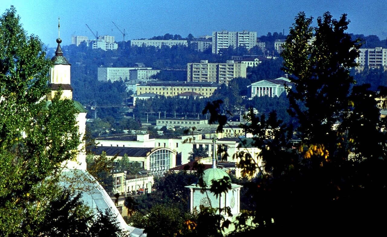 1. Панорама  города