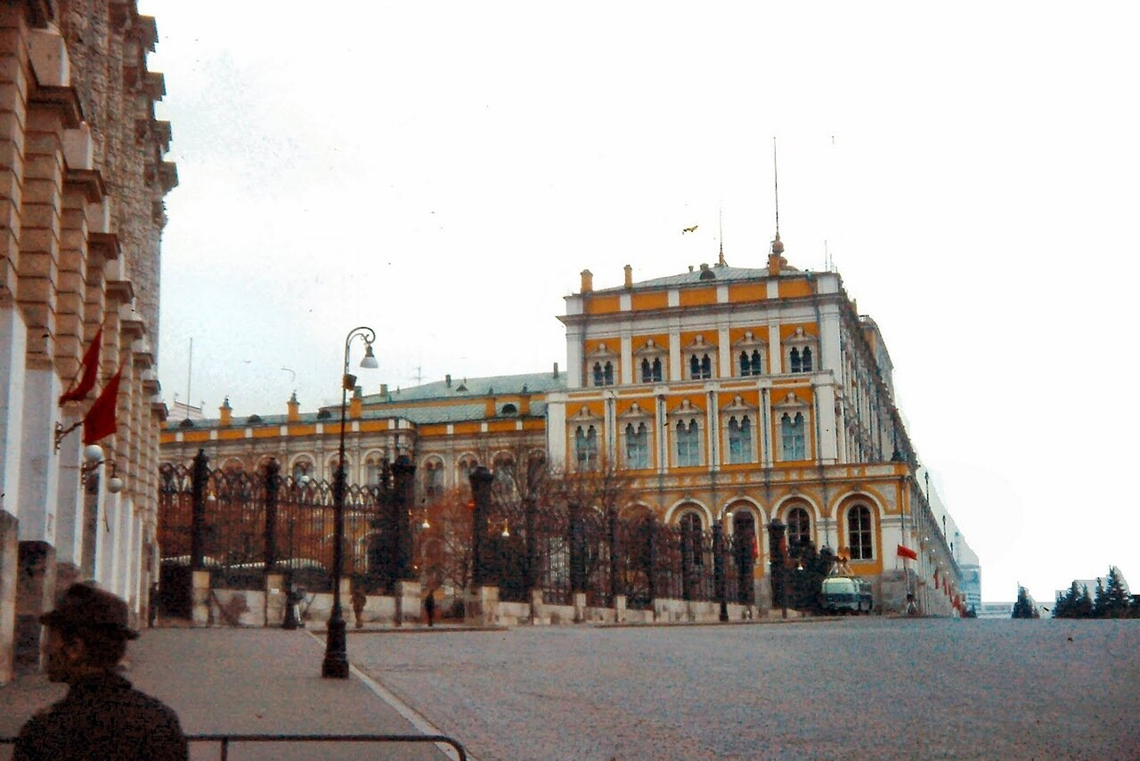 MOSCOU - Le Soviet Suprême