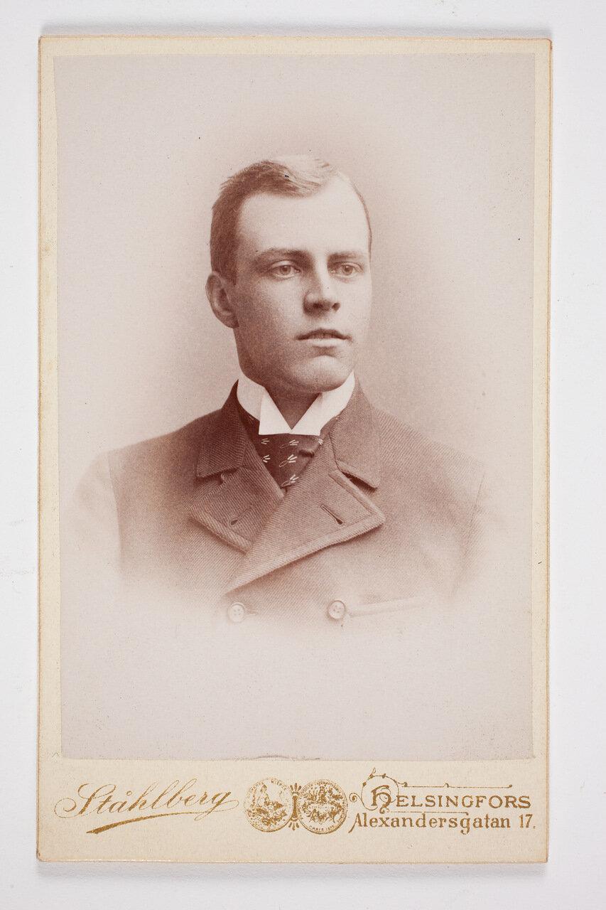 Эрнст Эстландер (участник пятых Олимпийских игр, парусный спорт)