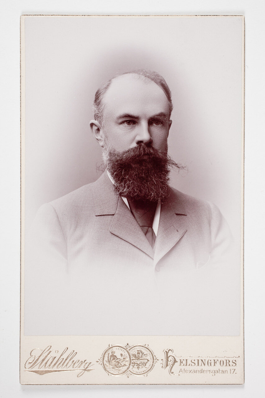 Виктор Магнус фон Борн. 1894