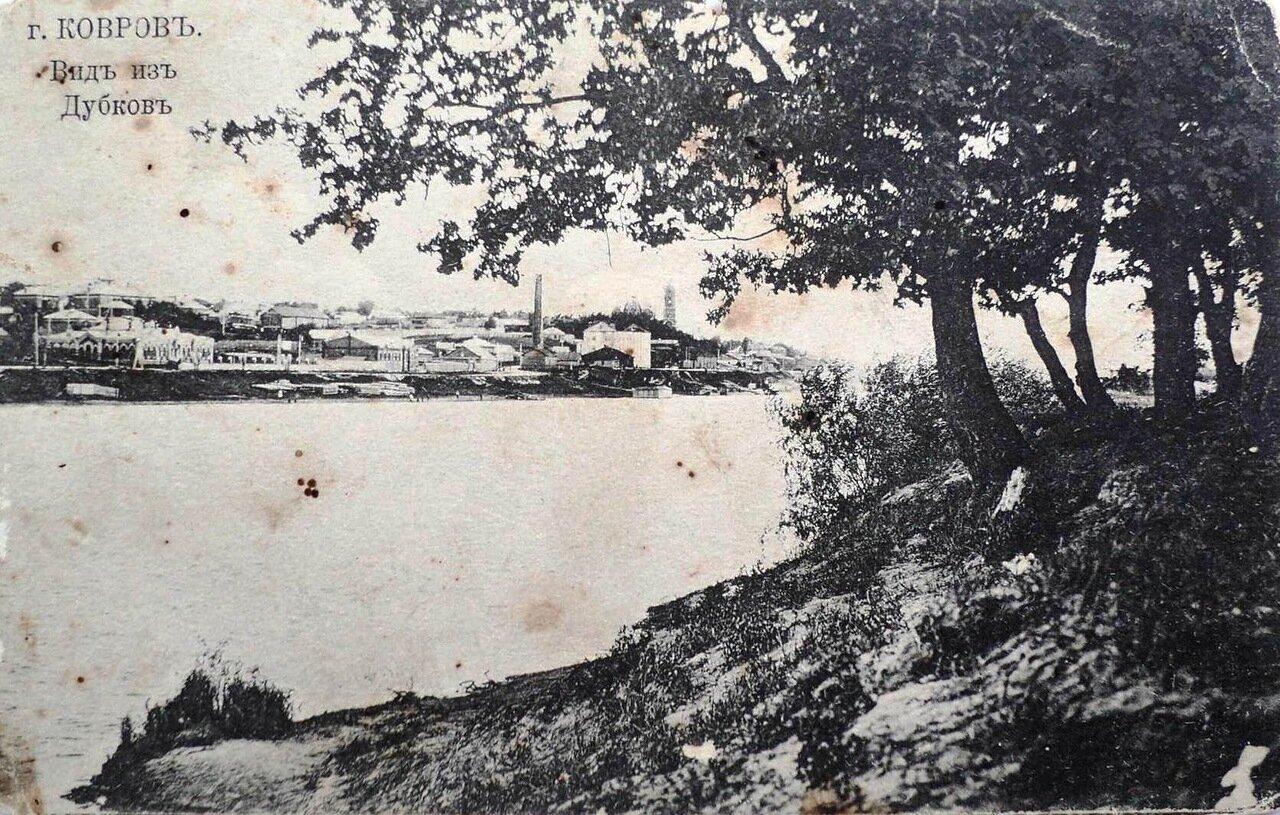 Вид из Дубков
