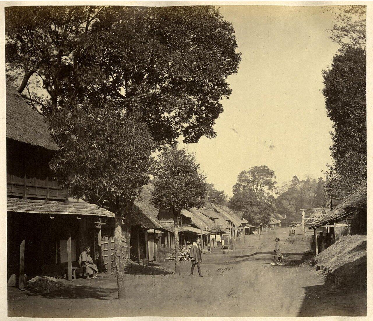 Деревня Хара