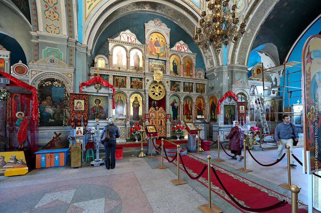 Константиновск Храм Покрова Пресвятой Богородицы