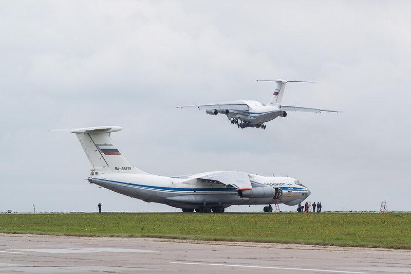 Ильюшин Ил-76М (RF-86875) ВВС России D802448