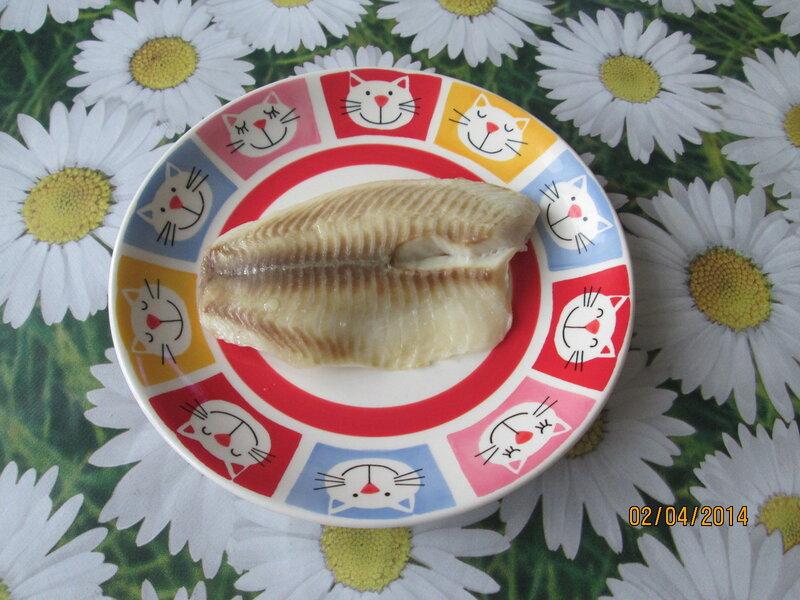 Мультиварка. Рыба на пару