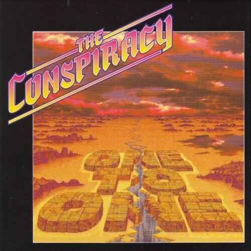 (Melodic Hard Rock) The Conspiracy - One To One - 1991, MP3, 192 kbps