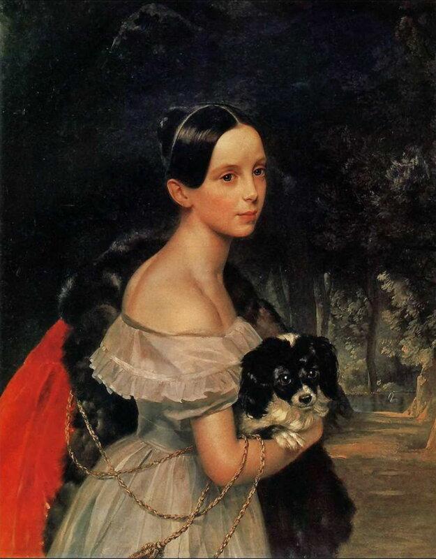 «Итальянский полдень» 1827г.