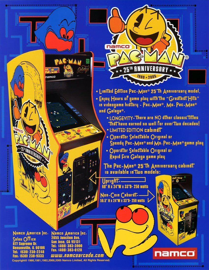 Игровые автоматы Пакмен