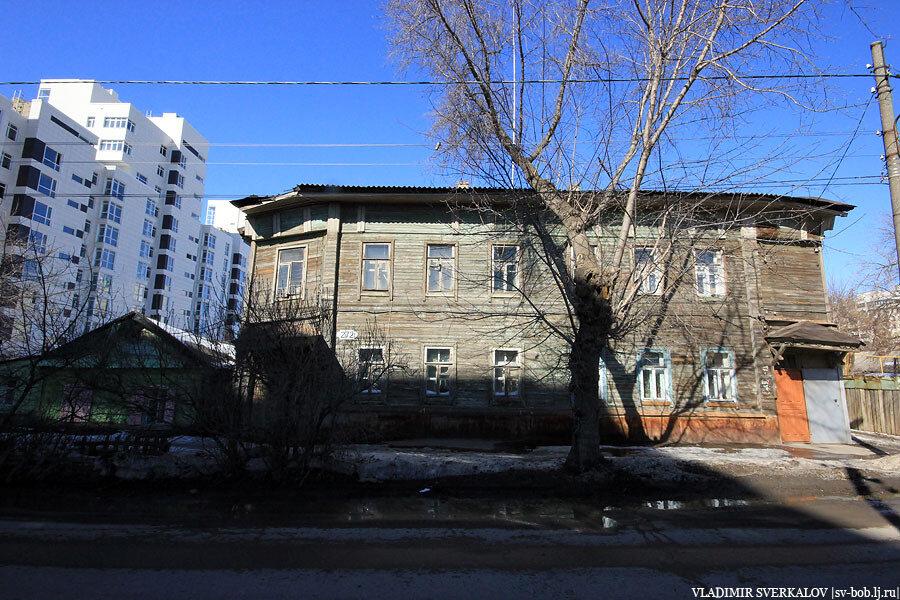 ЖК Кристалл, 123 квартал Самары