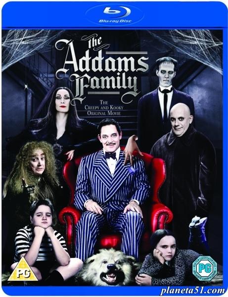 Семейка Аддамс / The Addams Family (1991/HDTVRip)