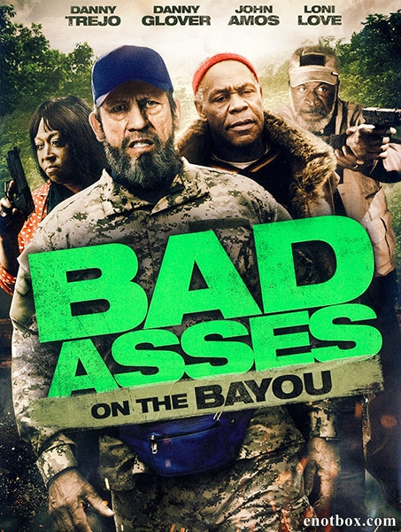 Крутые чуваки на Байю / Bad Asses on the Bayou (2015/WEB-DL/WEB-DLRip)