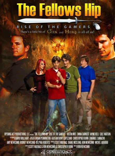 Братство: Взлет геймеров / The Fellows Hip: Rise of the Gamers (2012) BDRip 720p + HDRip + HDTVRip + SATRip