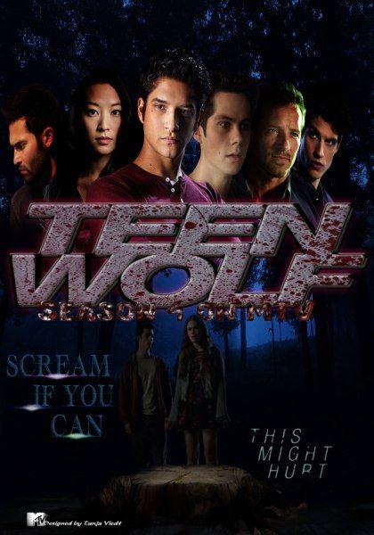 Оборотень / Волчонок / Teen Wolf (4 сезон/2014/HDTVRip/WEB-DLRip)