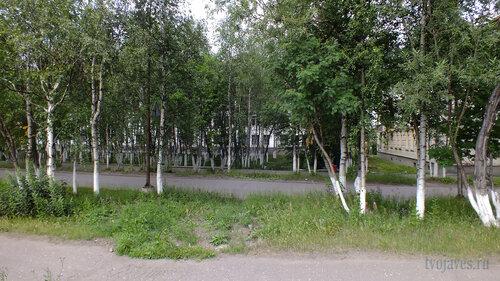 Фото города Инта №5417  Полярная 18 (бывшая школа №1, ныне