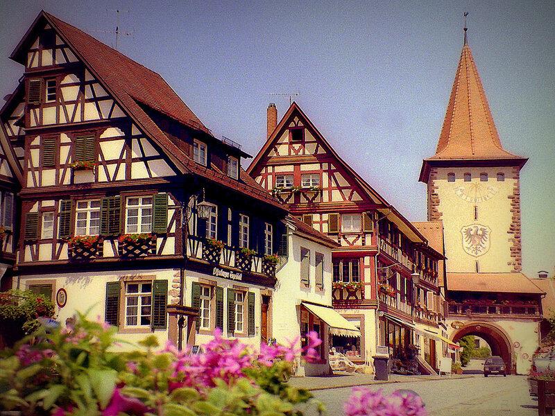 Romantic Gengenbach