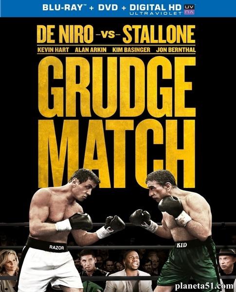 Забойный реванш / Grudge Match (2013/BDRip/HDRip) + Гоблин
