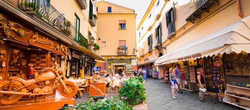 Отдых в Сорренто. Holidays in Sorrento.