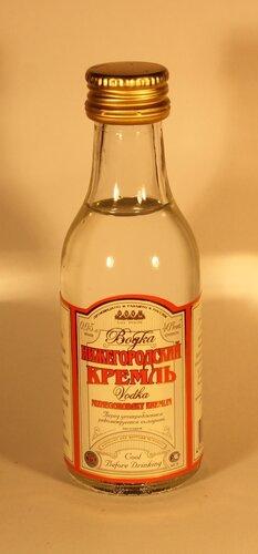 Водка Нижегородский Кремль