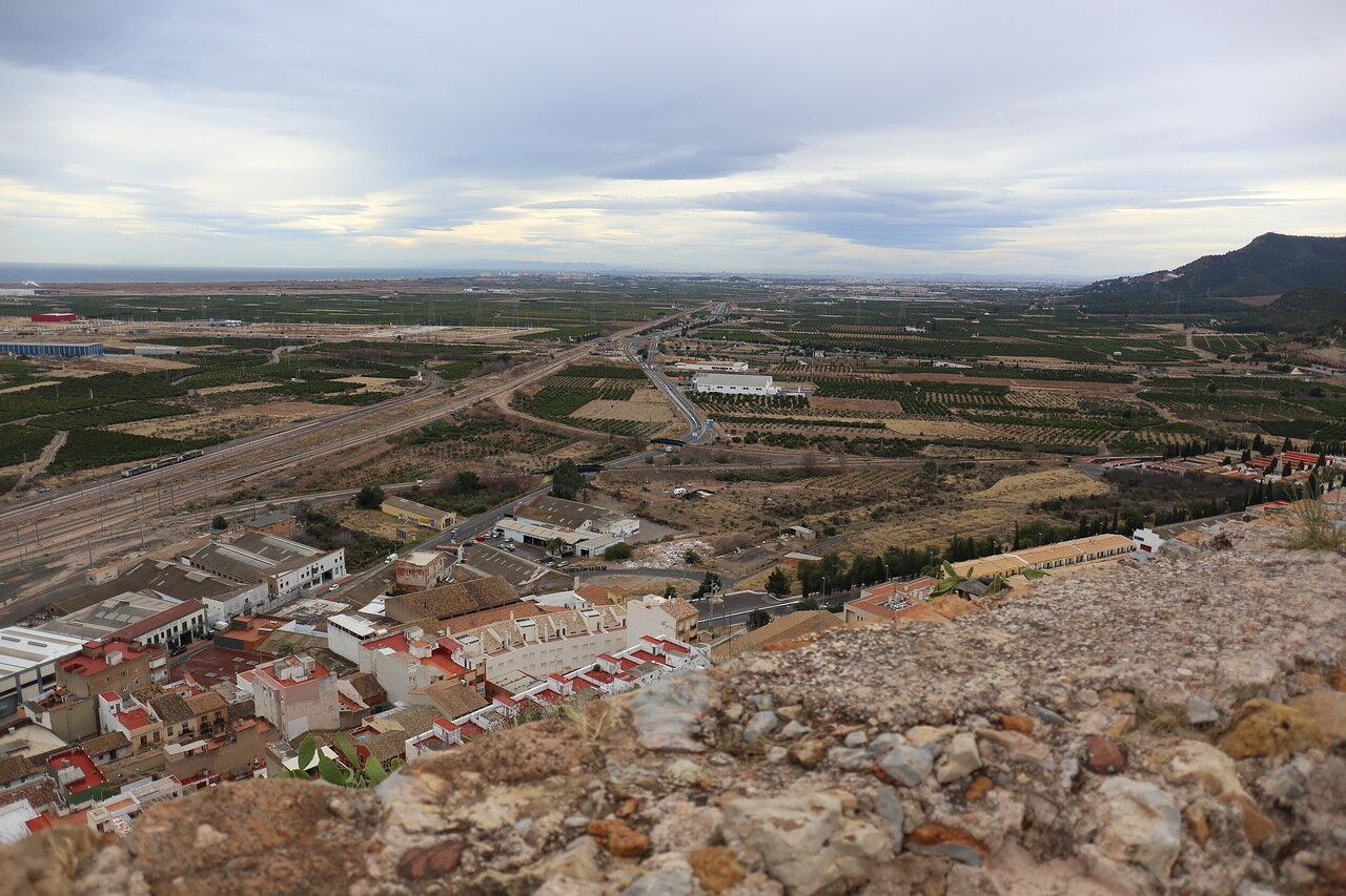 Крепость Сагунто.