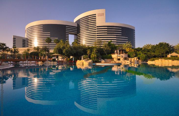 Отель Grand Hyatt Dubai (26 фото)