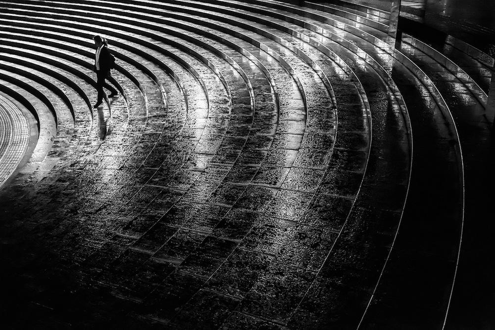«Тихий Токио»: одиночество мегаполиса в фотографиях Хирохару Мацумото