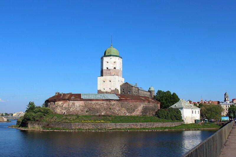 Выборгский замок - фестиваль «Майское дерево 2014»