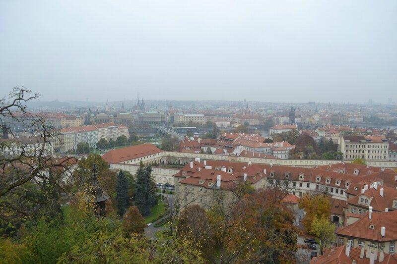 Туман над Прагой