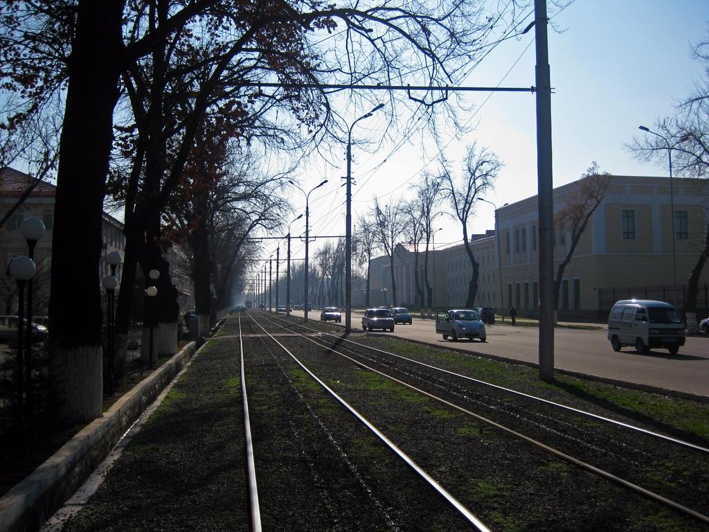 Улица Маверанахр